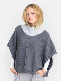 Image of Two Harbors Poncho No 20156