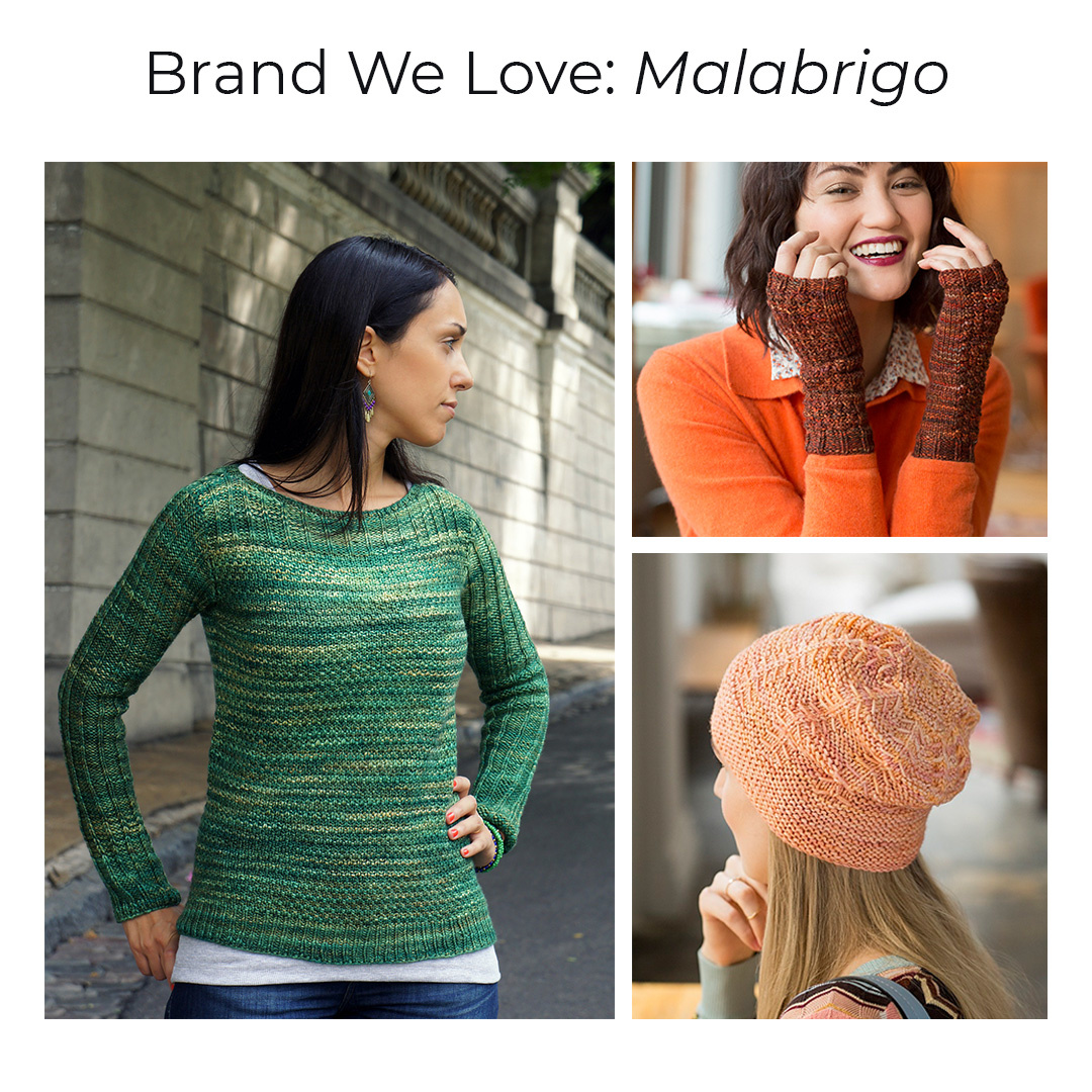 Feature Pattern of the Week - Brand We Love: Malabrigo