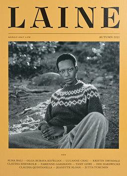 Image of Laine Magazine Issue 12;  Autumn 2021