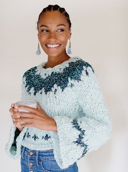 Image of Exhale Sweater