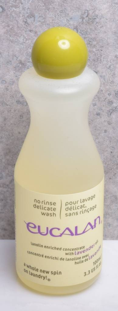 Image of Eucalan Delicate Wash Lavender 3.3 oz. (100mL)
