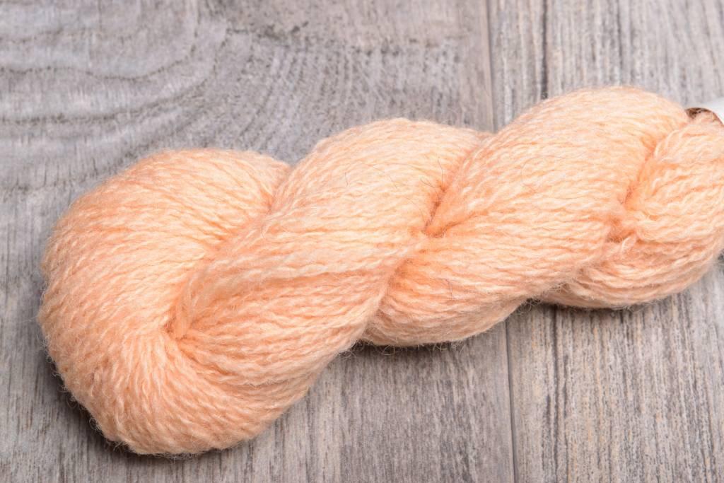 Image of Jamieson & Smith Shetland Wool  207 Melon