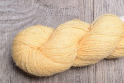 Image of Jamieson & Smith Shetland Wool L66 Yellow