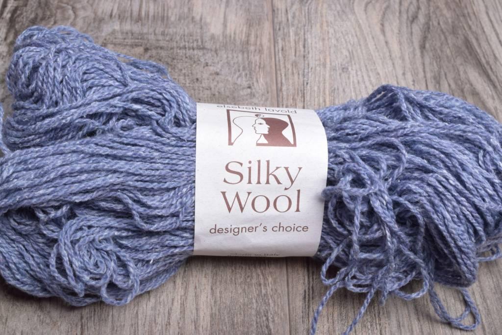Image of Elsebeth Lavold Silky Wool 164 Twilight Blue