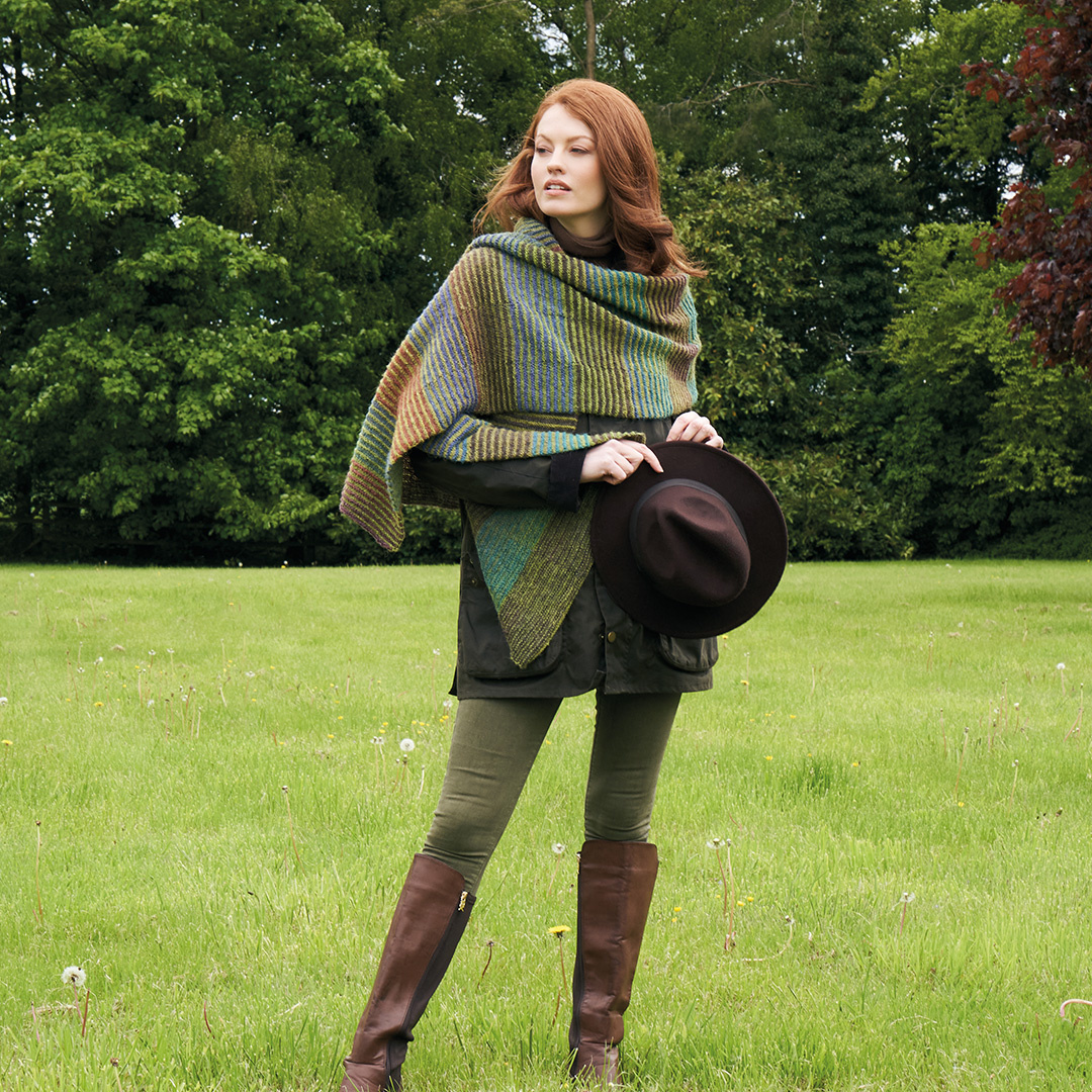 Feature Pattern of the Week - Rowan Felted Tweed Colour