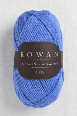 Image of Rowan Pure Wool Worsted 146 Periwinkle