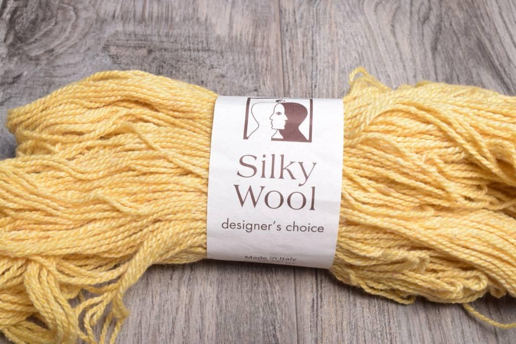 Image of Elsebeth Lavold Silky Wool 91 Yellow Apple