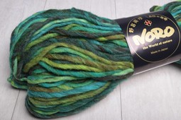 Image of Noro Kureyon Air 332 Lime Olive Jade