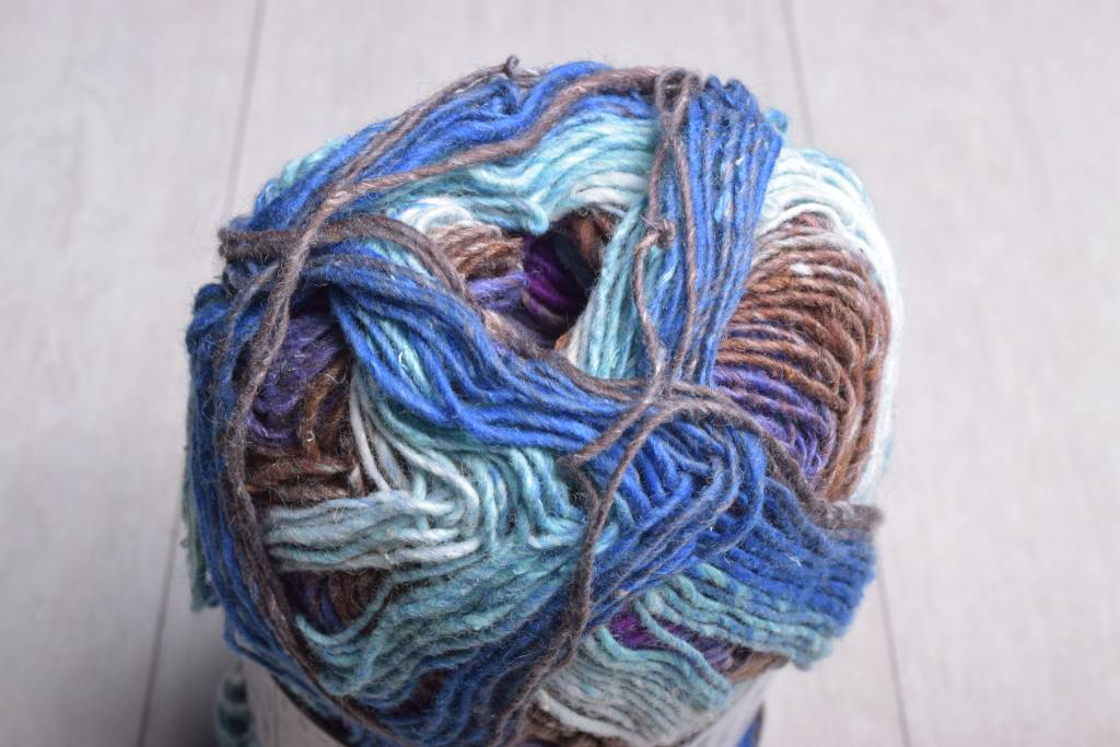 Image of Noro Taiyo Sock Yarn S36 Brown Blue Purple
