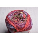 Image of Noro Silk Garden Sock Yarn S356 Red Olive Gold