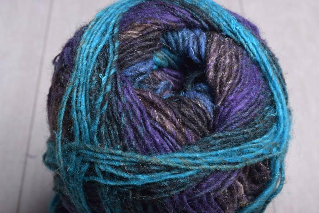Image of Noro Silk Garden Sock Yarn S396 Blue Purple Brown