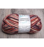 Image of Online Supersocke 6 Ply Mambo Color 1831 Tahitian Sunset
