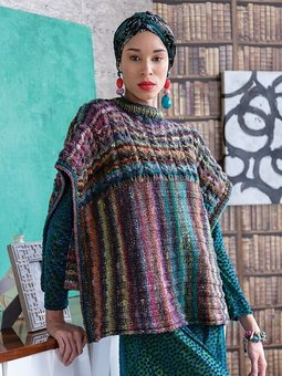Image of #09 Two Direction Poncho