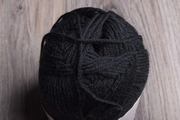 Image of Sandnes Garn Lanett Babyull 1099 Black