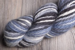 Image of Cascade Baby Alpaca Chunky Paints 9761 Salt and Pepper