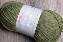 Image of Sirdar Cotton Rich Aran 7 Herb