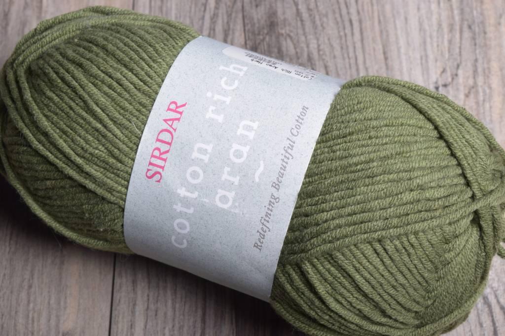 Image of Sirdar Cotton Rich Aran 7 Herb
