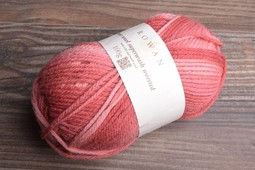 Image of Rowan Pure Wool Worsted 179 Red Wash