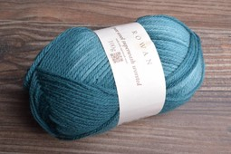 Image of Rowan Pure Wool Worsted 176 Teal Wash (Discontinued)