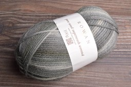 Image of Rowan Pure Wool Worsted 181 Olive Wash