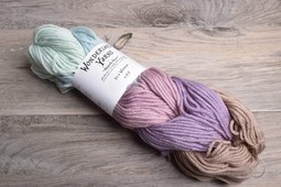 Image of Wonderland March Hare Mini-Skein Braids 55 In a Whisper