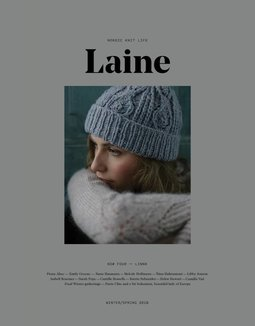 Image of Laine Magazine Issue 4 Linna, Winter/ Spring 2018