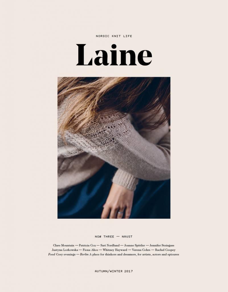 Image of Laine Magazine Issue 3, Naust, Autumn/ Winter 2017