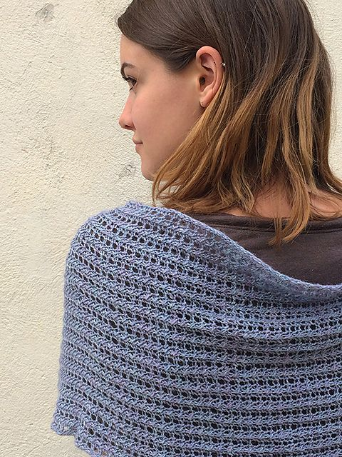 Wool & Co. Feature Pattern of the Week - Amager