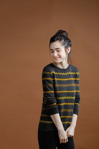 Introducing Peerie,  the newest yarn from Brooklyn Tweed