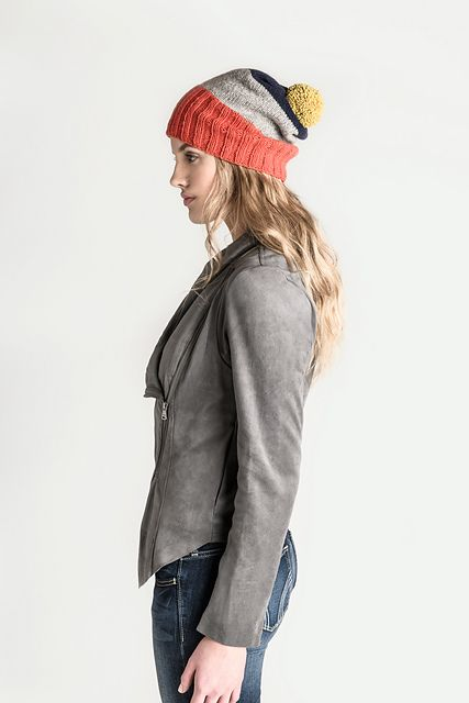 Wool & Co. Feature Pattern of the Week - Skyline Slouch