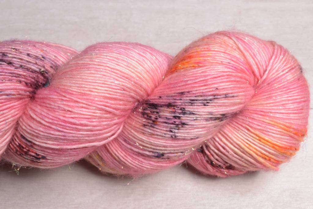 Image of Madelinetosh Tosh Merino Light Holo Glitter Barbara Deserved Better