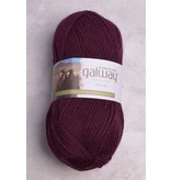 Image of Plymouth Galway Worsted 92 Eggplant (Discontinued)
