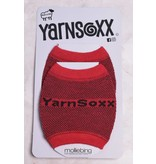 Image of Yarn Soxx, 2 ct., Red