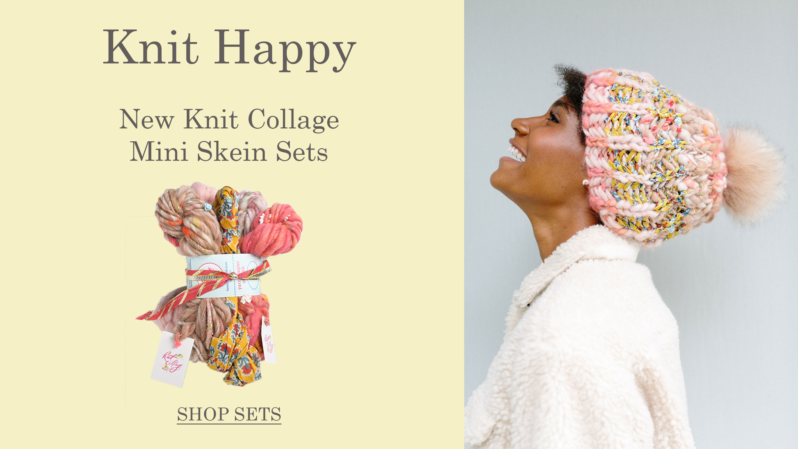 Image of Knit Collage