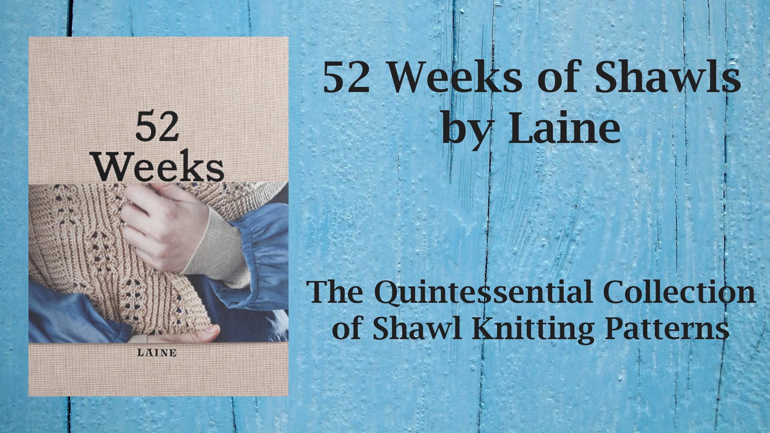 Image of 52 Weeks of Shawls