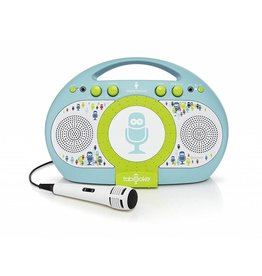 ALLIANCE ENTERTAINMENT TABEOKE BLUETOOTH BLUE / GREEN