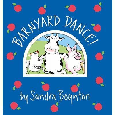 WORKMAN PUBLISHING BARNYARD DANCE!