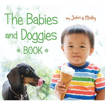 HOUGHTON MIFFLIN BABIES AND DOGGIES BOOK BB SCHINDEL