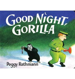 PENGUIN GOODNIGHT GORILLA BB RATHMANN