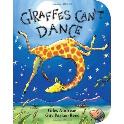 SCHOLASTIC GIRAFFES CAN'T DANCE BB ANDREAE