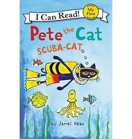 HARPERCOLLINS PUBLISHING PETE THE CAT: SCUBA CAT PB DEAN (MY FIRST I CAN READ)