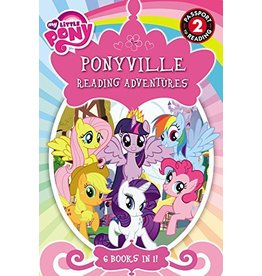 HACHETTE BOOK GROUP MY LITTLE PONY: PONYVILLE READING ADVENTURES HB
