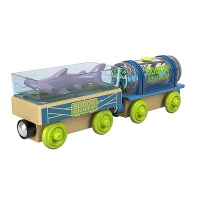 FISHER PRICE THOMAS & FRIENDS AQUARIUM CARS