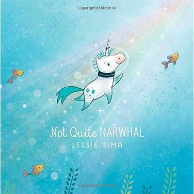SIMON AND SCHUSTER NOT QUITE NARWHAL HB SIMA