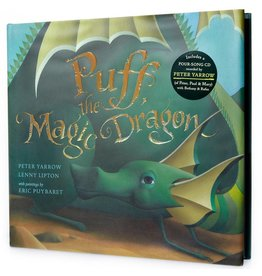 STERLING PUBLISHING PUFF THE MAGIC DRAGON W/CD HB YARROW & LIPTON