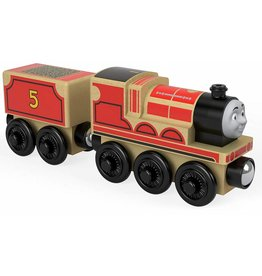 FISHER PRICE THOMAS & FRIENDS JAMES RED ENGINE