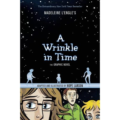 MACMILLIAN WRINKLE IN TIME GRAPHIC NOVEL PB L'ENGLE