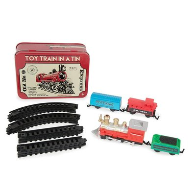 WESTMINSTER TOY TRAIN IN A TIN
