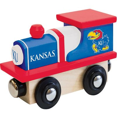 MASTER PIECES KU UNIVERSITY OF KANSAS TRAIN