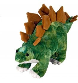 WILD REPUBLIC STEGOSAURUS STUFFED